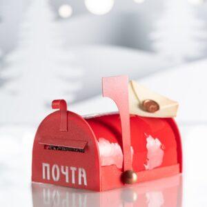 Кекс «Новогодняя почта»